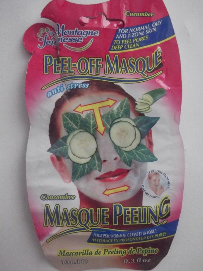 Montagne Jeunesse Peel-Off Masque Review