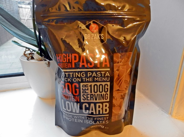 dr zaks high protein pasta review