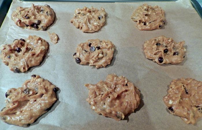 low fat low calorie healthy peanut butter cookies3