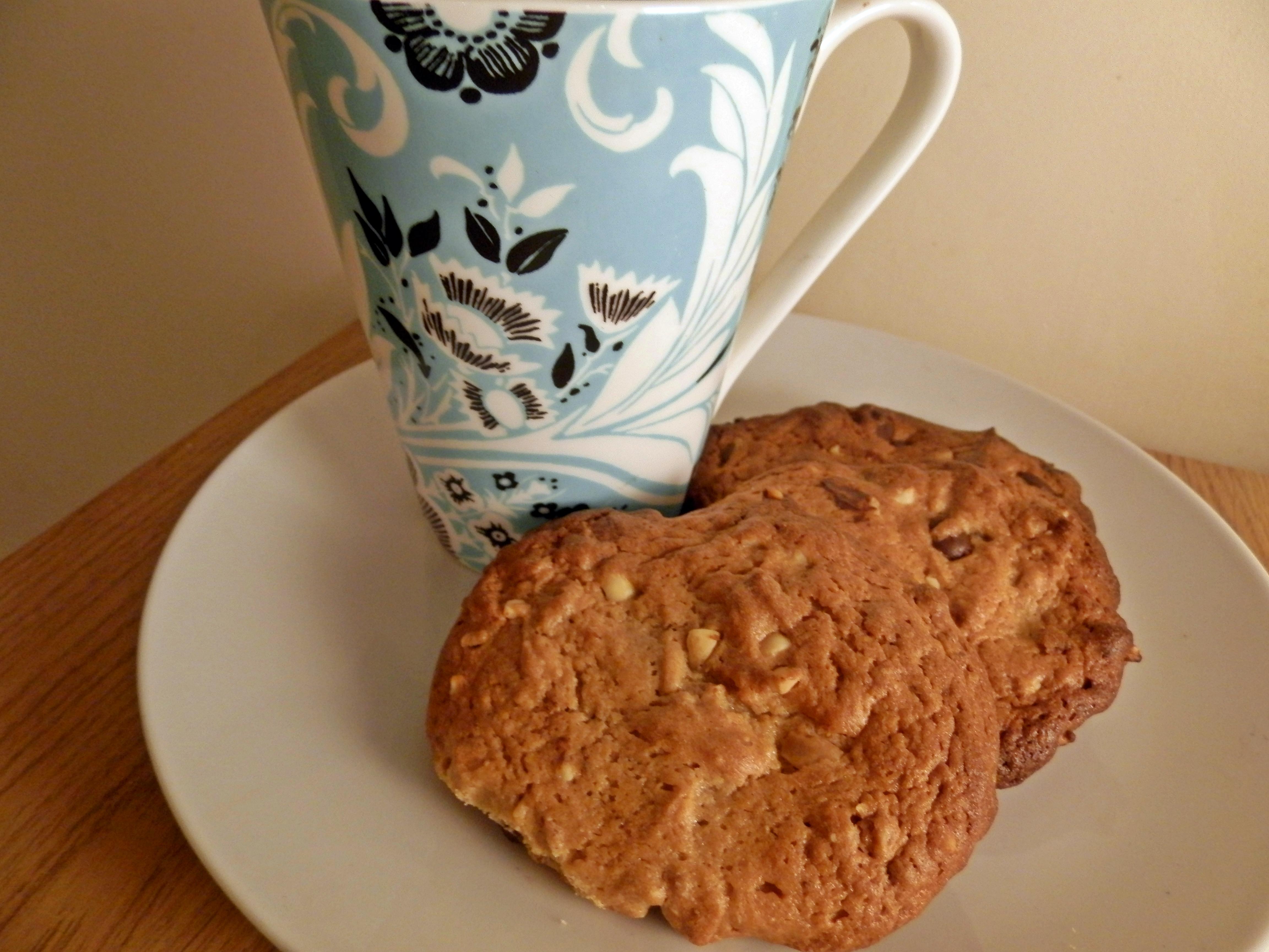 Low Fat Low Ish Calorie Guilt Free Peanut Butter Cookies Cat Storey