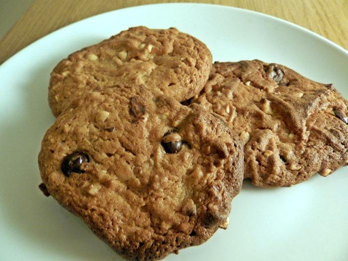 low fat low calorie healthy peanut butter cookies5