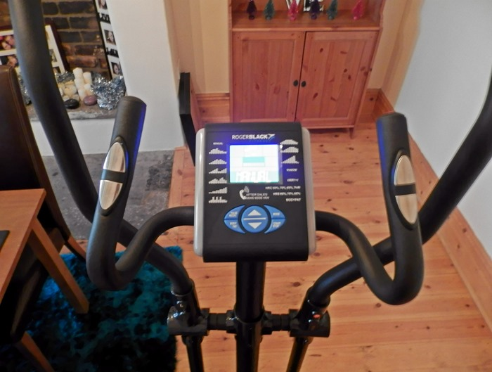 roger black magnetic cross trainer and exercise bike2