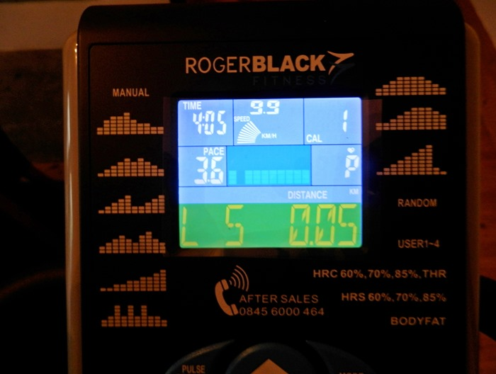 roger black magnetic cross trainer and exercise bike4