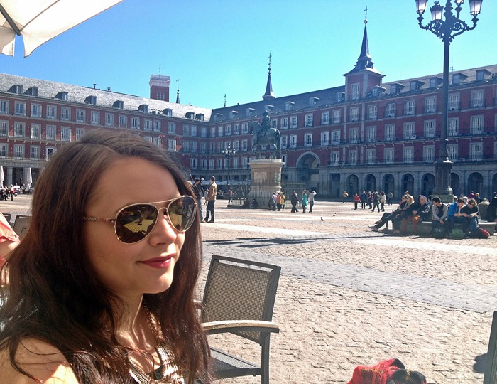 madrid city break plaza mayor1