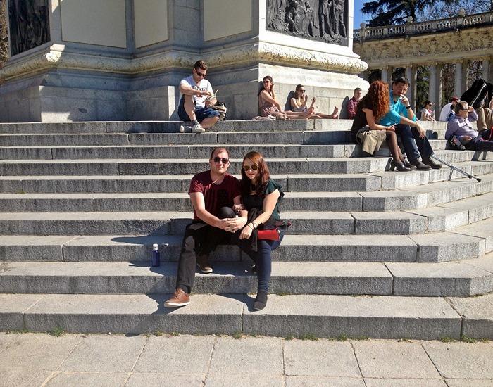 madrid city break retiro park3