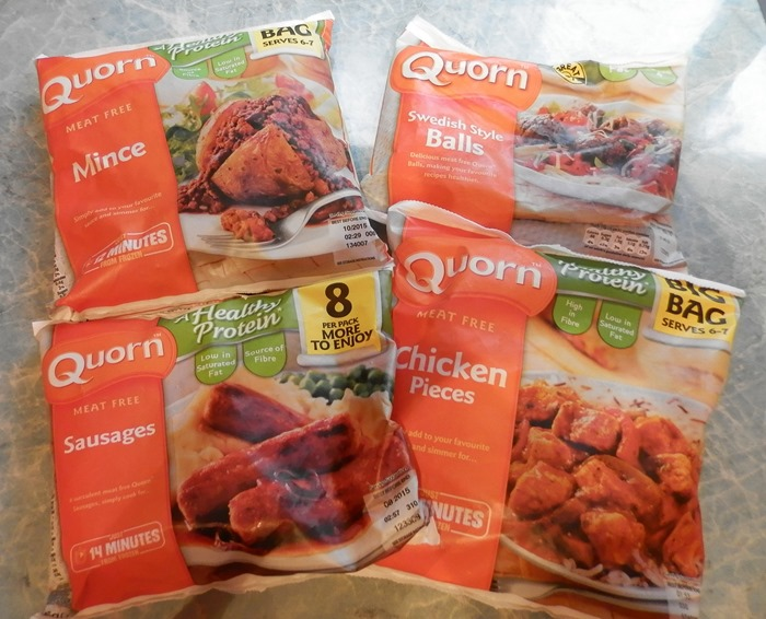quorn healthy protein review 2