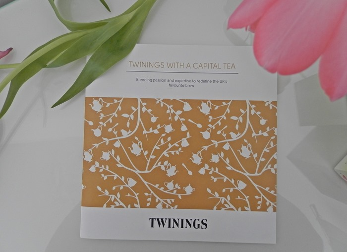 twinings flavoured green tea reviews