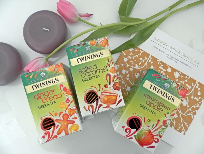 twinings flavoured tea reviews