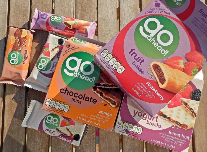 go ahead healthy snacks