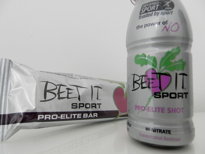 Beet it Sport Pro Elite Shot Pro elite bar review