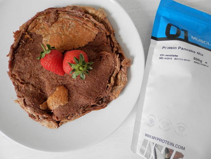 My Protein Chocolate Protein Pancake Review