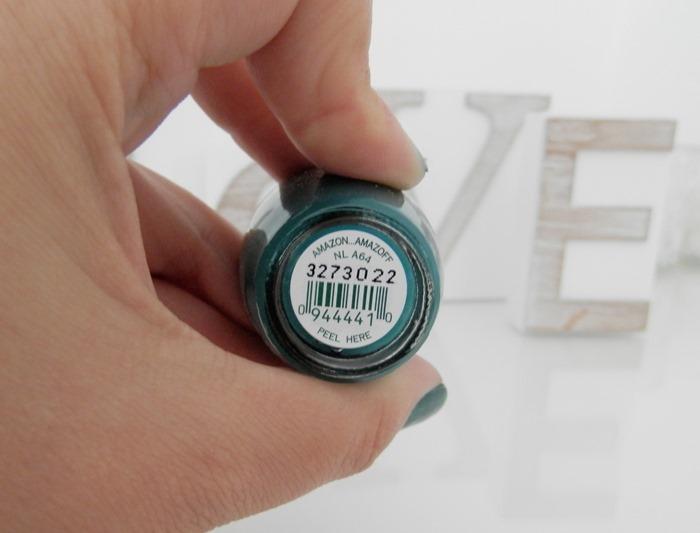 OPI Amazon - Amazoff nail varnish