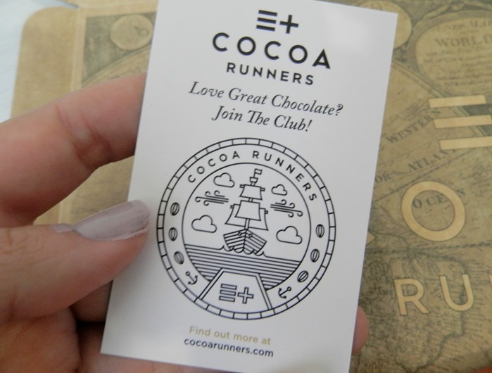 Cocoa Runner Chocolate Box Review 5