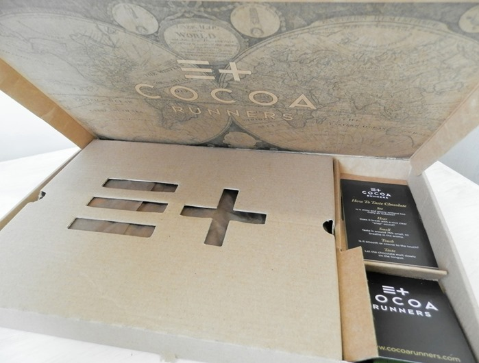 Cocoa Runner Chocolate Box Review