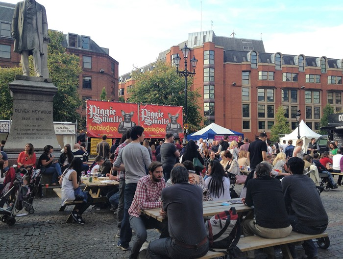 Manchester Food and Drink Festival 2014 (2)
