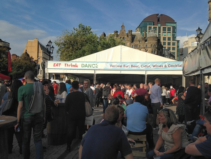 Manchester Food and Drink Festival 2014 (4)
