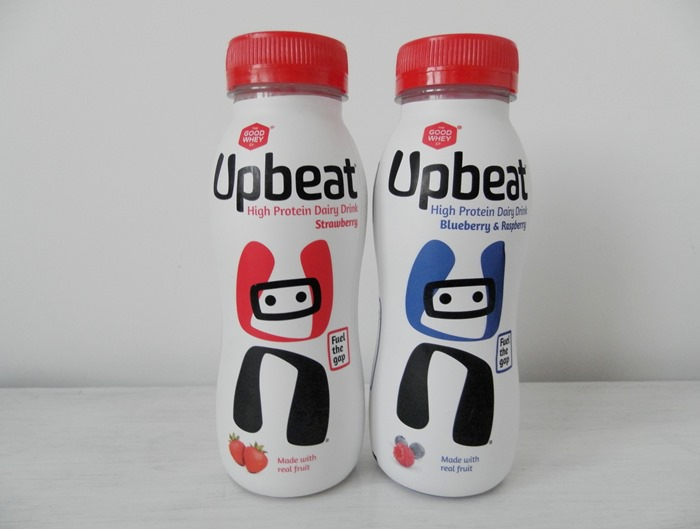The Good Whey Co Upbeat High Protein Drink Review