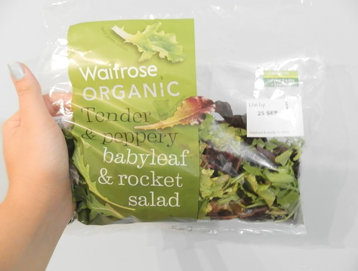 Waitrose Soil Association Organic September Challange (7)