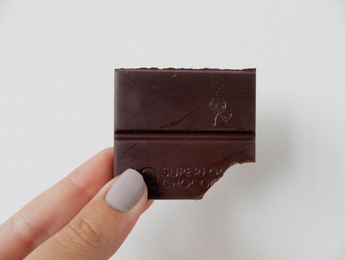 YogiQ IQ Superfood Chocolate Review