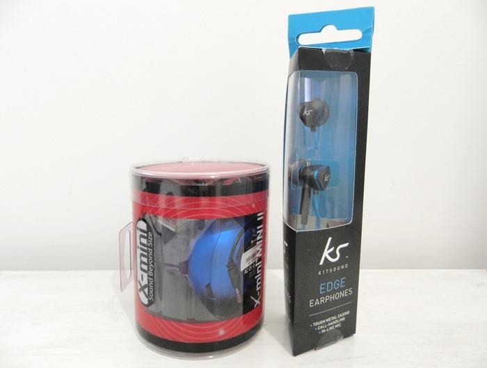 3 fitness pack kitsound edge earphones xmini mini 2 review