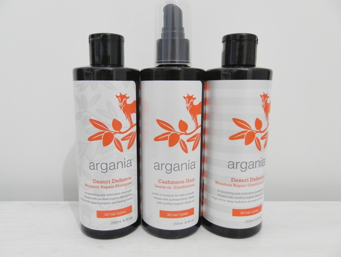 Argania Moroccan Argan Oil Hair Treatments Products Review (2)