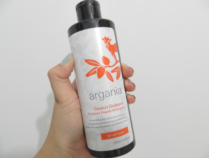 Argania Moroccan Argan Oil Hair Treatments Products Review (3)