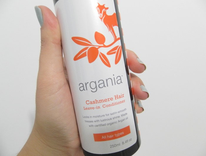 Argania Moroccan Argan Oil Hair Treatments Products Review (5)