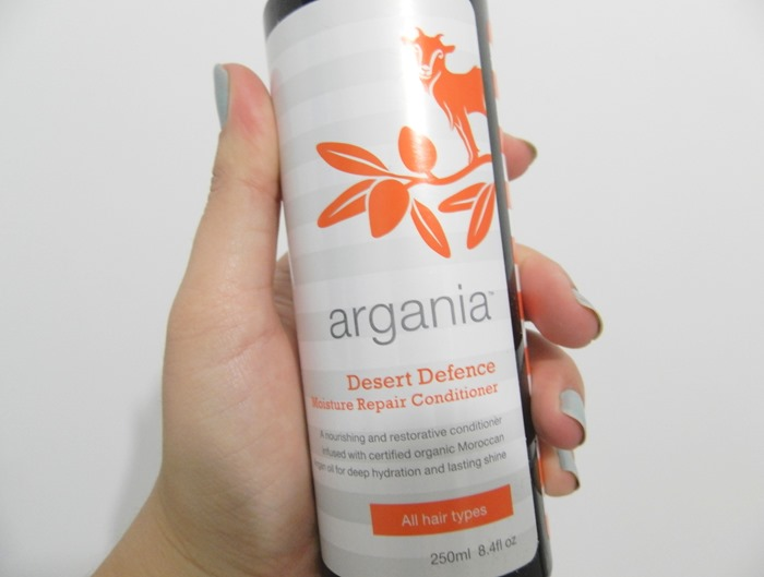 Argania Moroccan Argan Oil Hair Treatments Products Review (6)