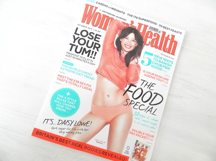 Womens Health sept