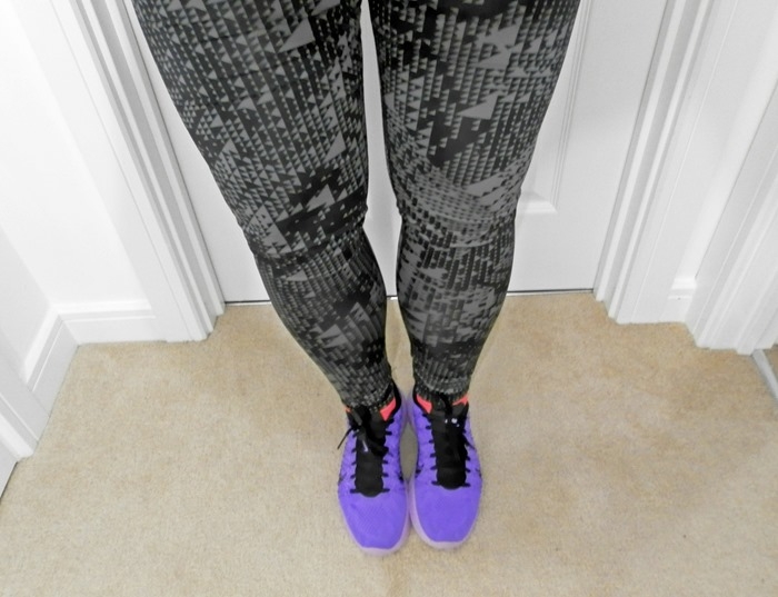 Zumba Tri-Me Perfect Leggings 3