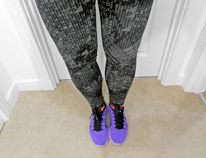 Zumba Tri-Me Perfect Leggings 3