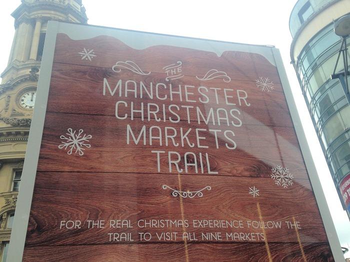 Manchester Christmas Markets 2014