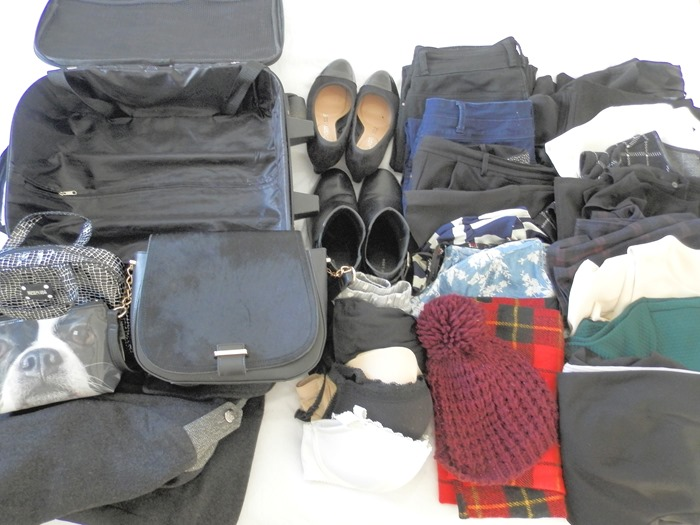 Packing for New York in Hand Luggage
