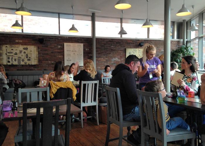 Quarter Lounge Carlisle Review