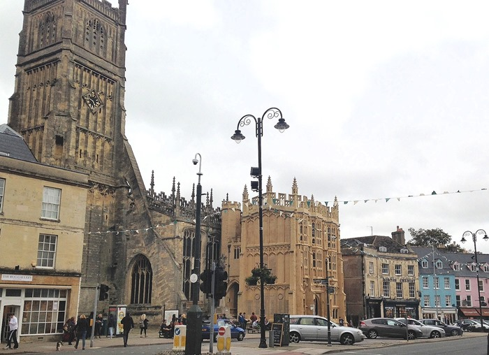 The Fleece at Cirencester Cotswolds Mini Break (3)