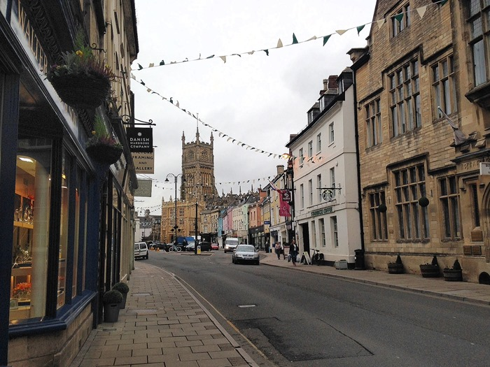 The Fleece at Cirencester Cotswolds Mini Break (5)