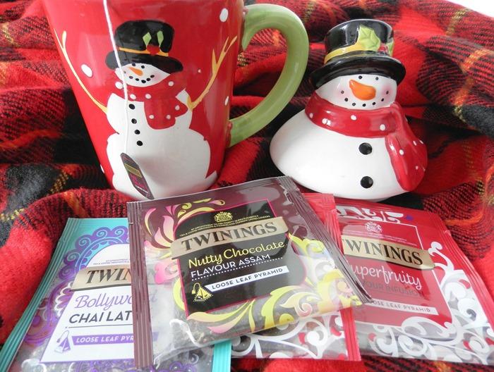 Twinings new tea blends 2014