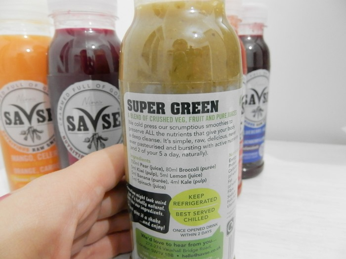 Savse Raw Smoothie Review (4)