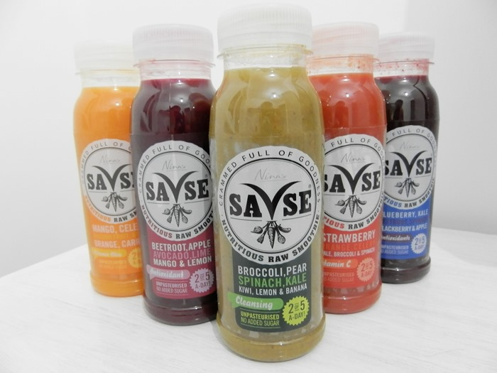 Savse Raw Smoothie Review