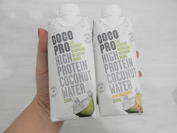 CocoPro High protein coconut drink (5)