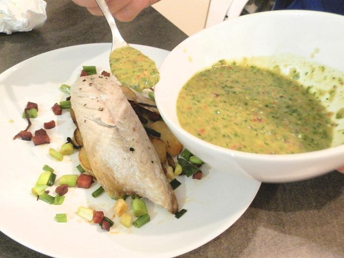 fish is the dish chimichurri mackerel with potato hash (2)