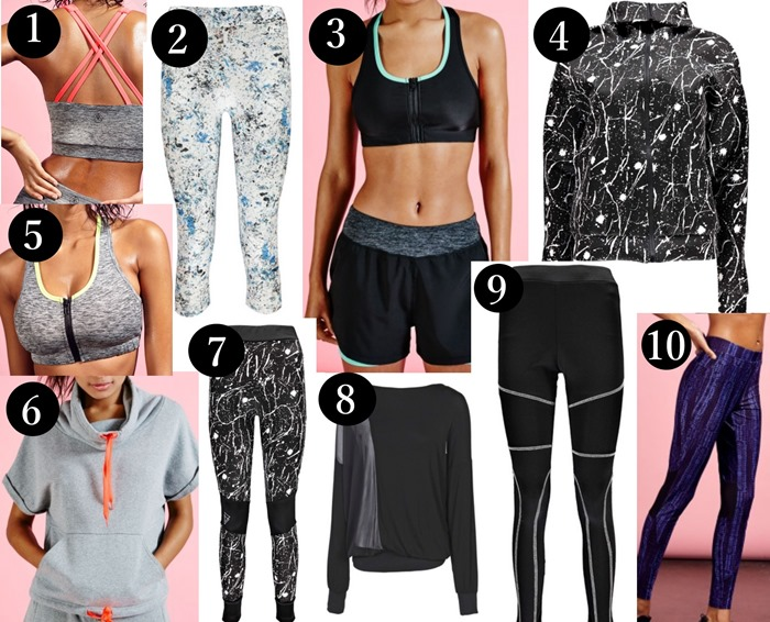 miss guided and boo hoo fitness clothing