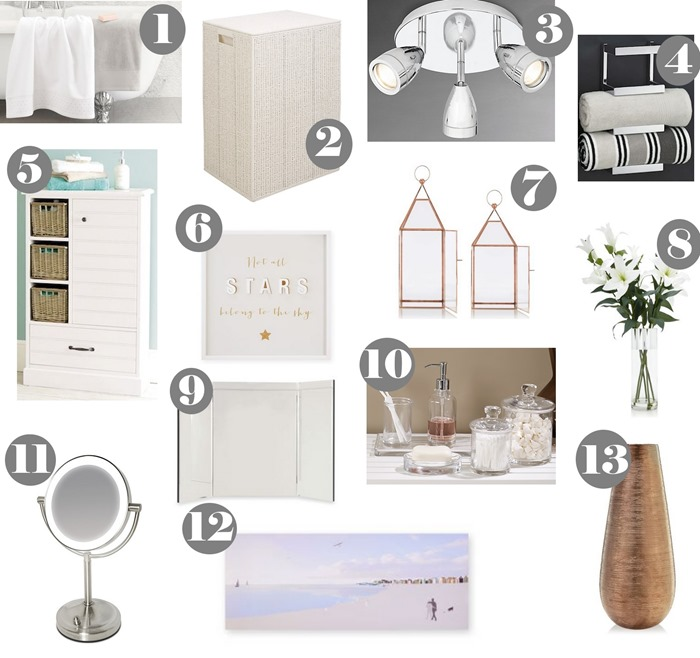 bathroom insiration wishlist