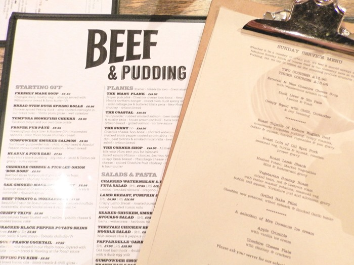 Beef and Pudding Review Manchester (2)