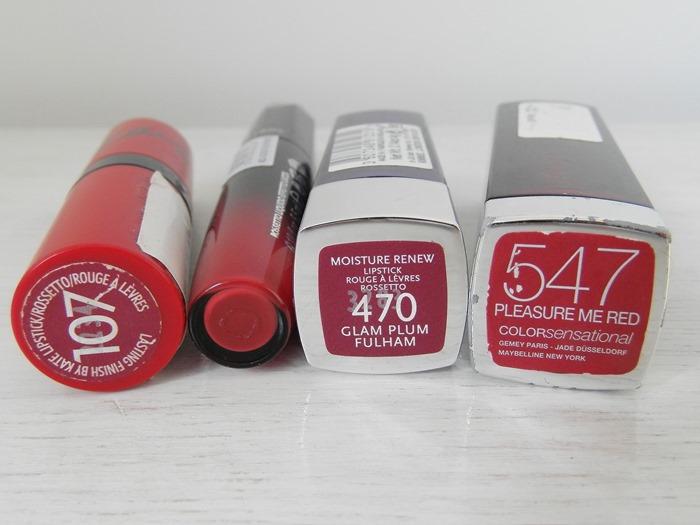 Christmas Lipsticks Red Lips Best Winter Lipsticks (4)