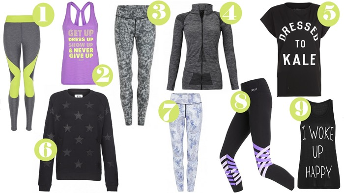 febuary fitness clothing