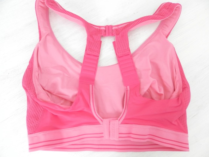 Shock Absorber Ultimate Run Bra Pink Review (3)