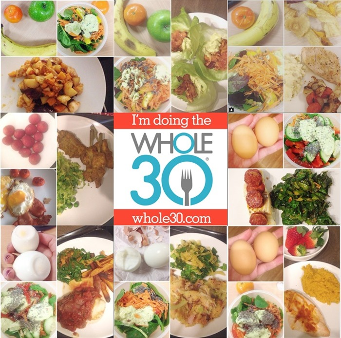 whole 30 day 1-tile square