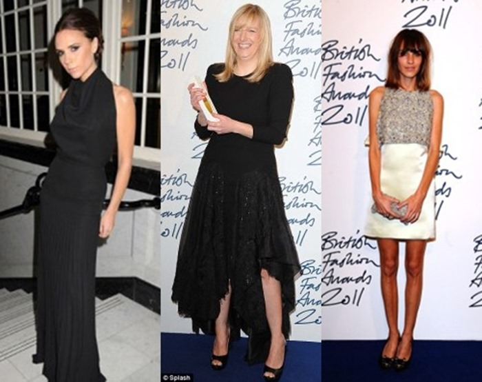 fashion awards 2011