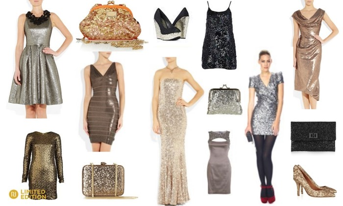 blog post - glitter dresses